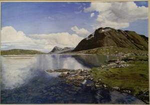 Faina Jacobsen - Sommer på fjellet