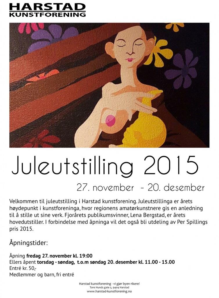 Juleutstilling2015_plakat
