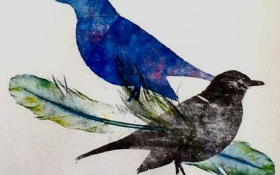 Harstad kunstforenings grafikkgruppe stiller ut