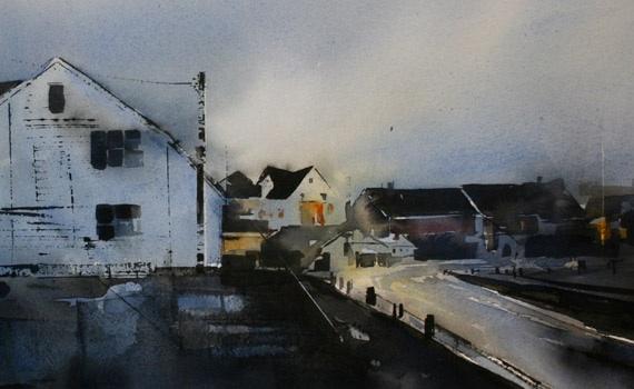 Oppdatering! Akvarellkurs med Hilde Eilertsen Sletvold
