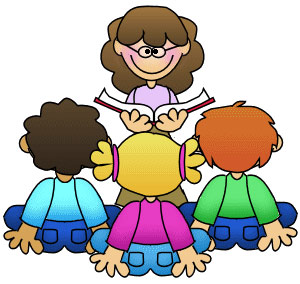 Lesestund for barnehager tirsdag 9. april klokken 11.00